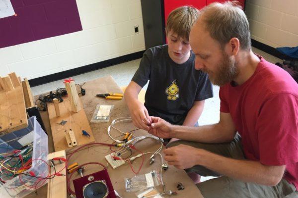 build an instrument 2
