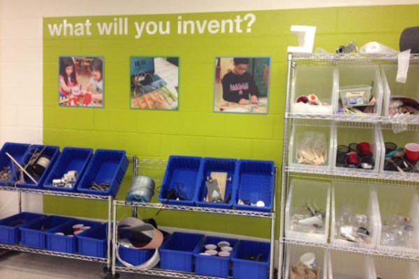 What will you invent wall