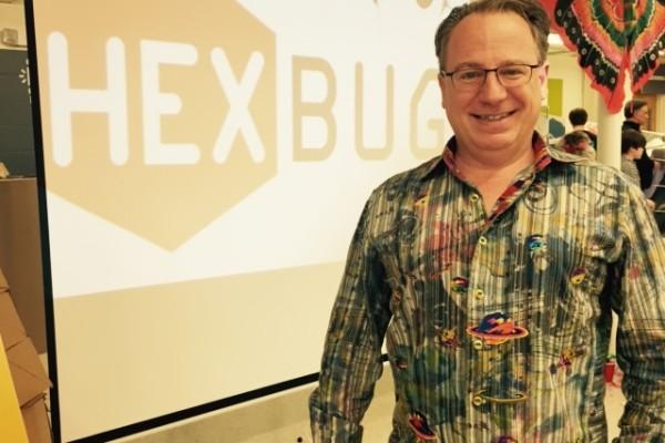 Bob Mimlitch at Idea Lab