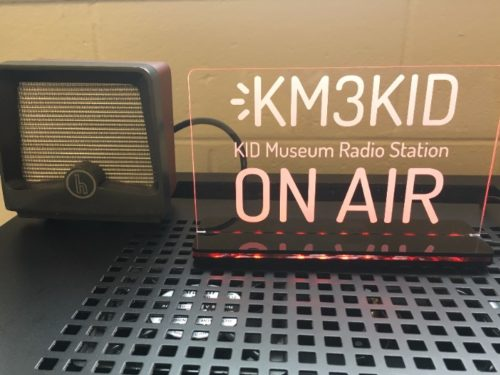 KM3KID Radio