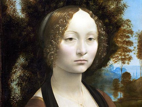 Da Vinci portraiture