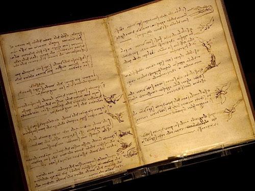Da Vinci Sketchbook