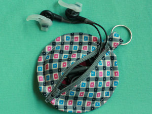 Ear Buds case