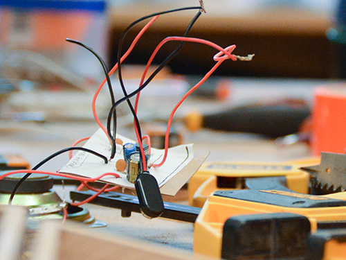 Electronics - Wires