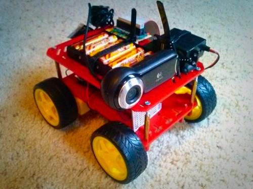 raspberry-pi-python-robotics - KID Museum