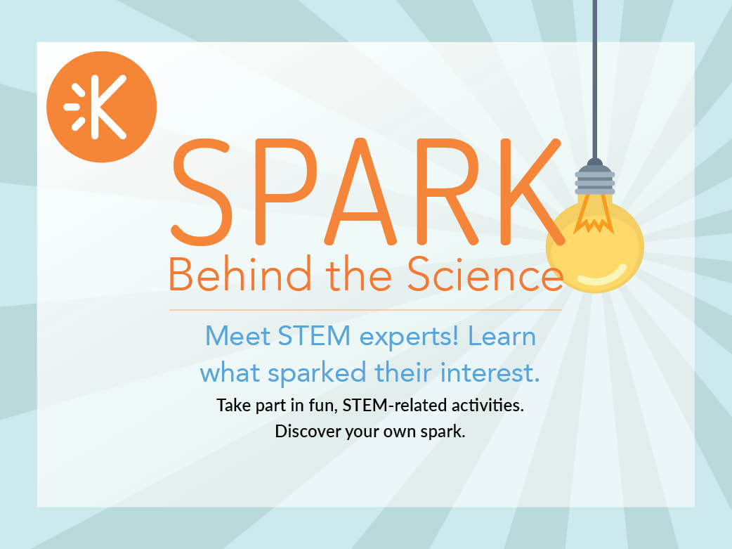 Spark behind the science