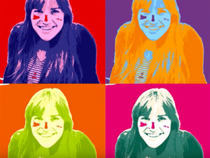 Pop Art Portrait