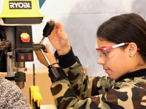 Invention Studio - Drill Press