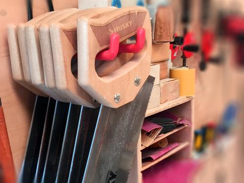 Woodshop - saws