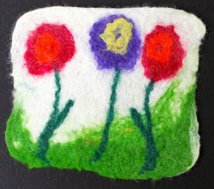 Meet the Maker: PGCPS and the Art of Felting with Wool