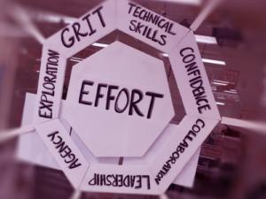 effort wheel