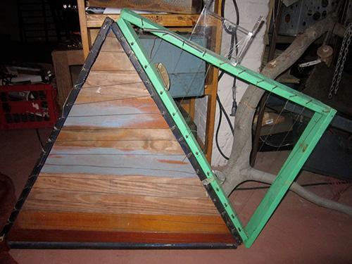 Layne Garrett Triangle Harp