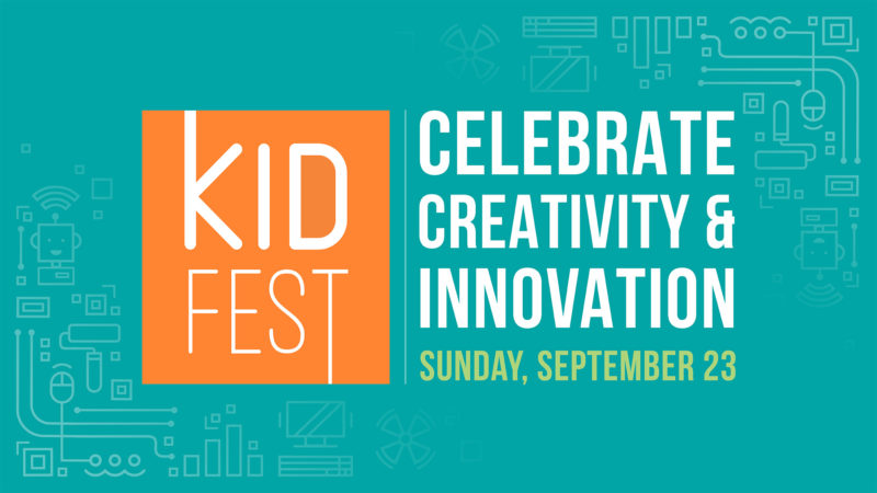 save the date kidfest 2018 kid museum